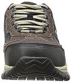 Skechers Men's Work Relaxed Fit Soft Stride Grinnel Comp, Brown/Black - 9.5 D(M) US