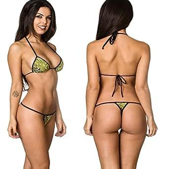 Bikini Japanese Thong