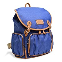 Adrienne Vittadini Two-Tone Nylon Collection Backpack Deals