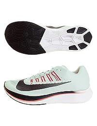 Nike - Mosca Zoom para Hombre, Color Gris Oscuro y Blanco