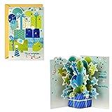 Hallmark Paper Wonder Pop Up Birthday Card