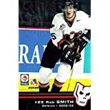 Rob Smith Hockey Card 2002-03 Calgary Hitmen #25 Rob Smith