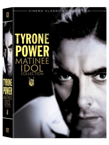 Tyrone Power Matinee Luminary Collection (Cafe Metropole/Girls Dormitory/Johnny Apollo/Daytime Wife/Luck of the Irish/Ill Never Taking You/That Wonderful Urge/Love Is News/This Above All/Second Honeymoon)