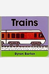 Trains Board Book Board book