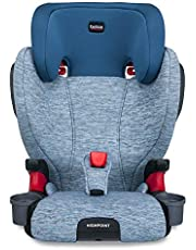Britax Highpoint 2-Stage Belt-Positioning Booster Car Seat, Seaglass
