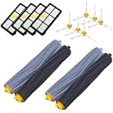 800 and 900 Series Replenishment Kit For iRobot Roomba 880 860 870 960 980,14PCS