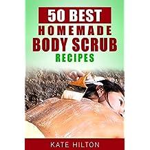 50 Best Homemade Body Scrub Recipes