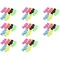 8 x Quantity of Helicopter Quadcopter Airplane Boat Car Controller Servo Extension Safety Lock Clips 6 Locks Clip Neon Safe Factory Units