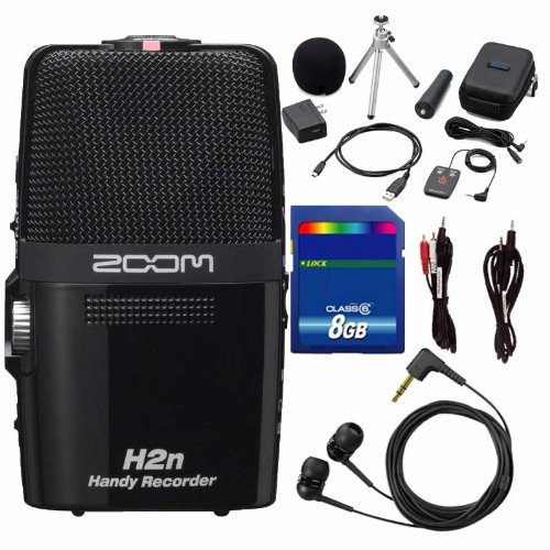 Zoom H2n Handy Handheld