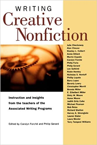 writing a nonfiction book for the first time