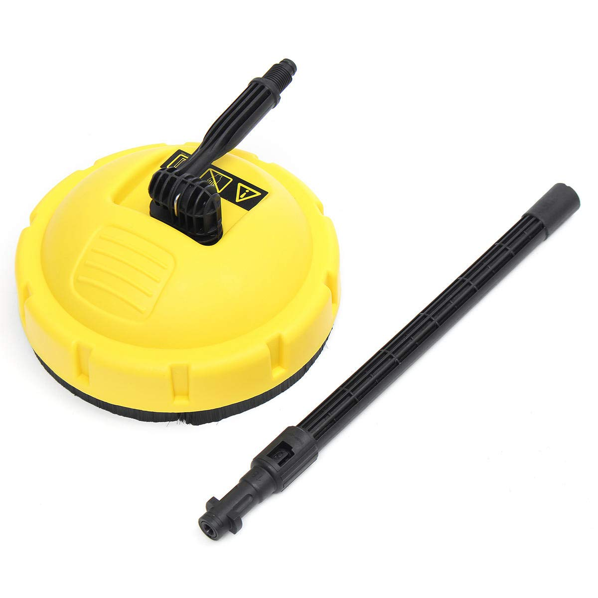 Anddod Pressure Washer rossoary Surface Patio Cleaner Floor Brushing Washing Tool