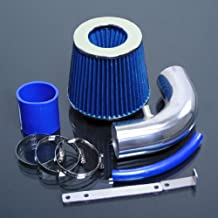 Blue 2000-2006 Mini Cooper S 1.6 1.6L Supercharged RAM Air Intake Kit Systems