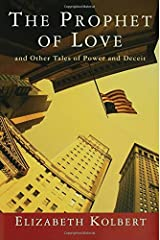 The Prophet of Love: And Other Tales of Power and Deceit Hardcover