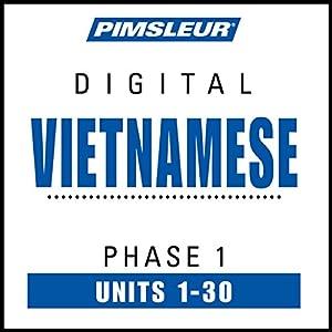 Vietnamese Phase 1, Units 1-30 Speech