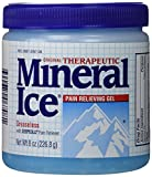 Novartis Mineral Ice Pain Relieving Gel, Original