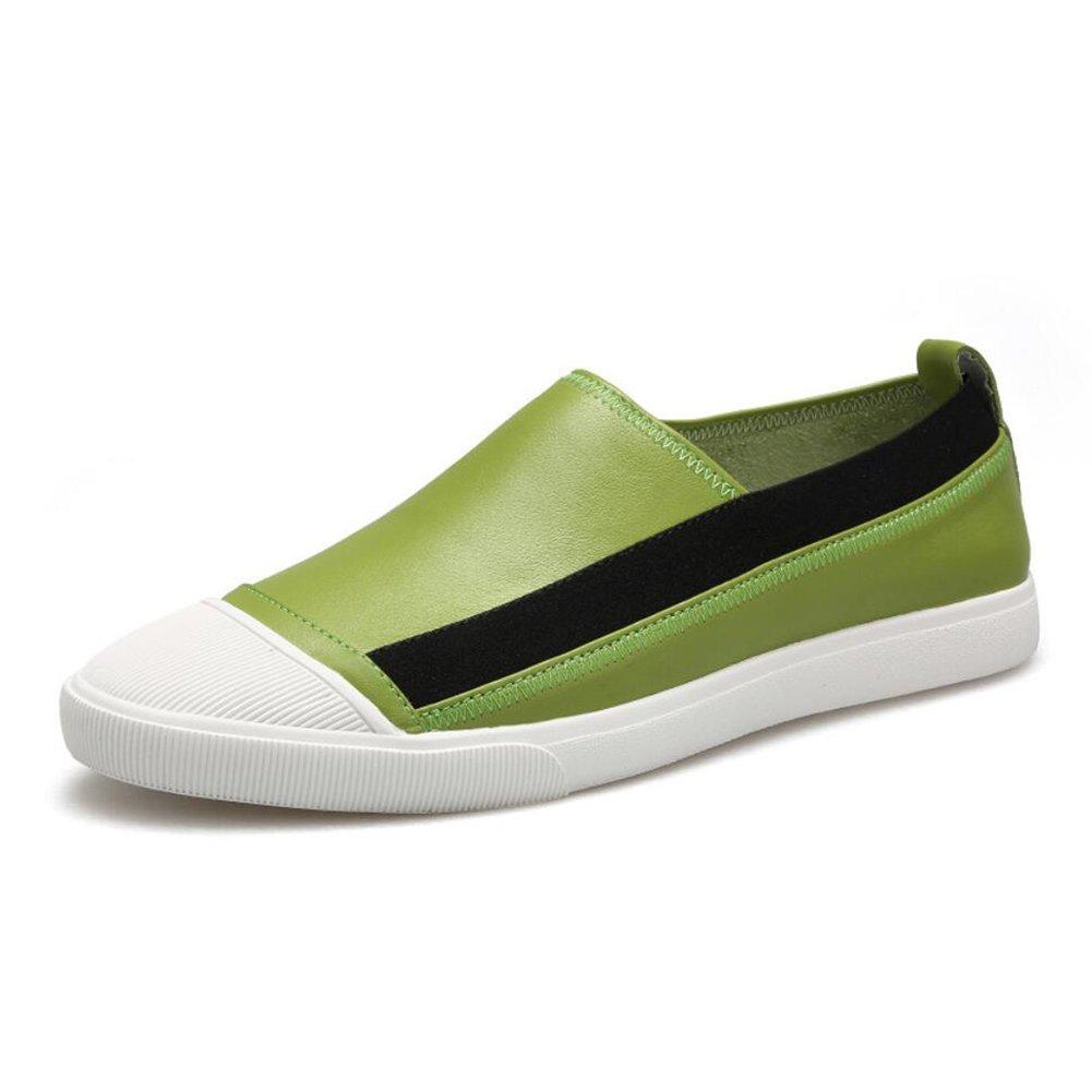 Zapatos de Hombre Cuero Primavera Caída Mocasines y Slip-Ons Conducción Zapatos Confort Transpirable Oficina Informal/Viaje 42 EU|Un
