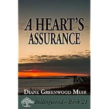 A Heart's Assurance (Bellingwood Book 21)