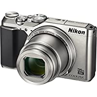 Nikon Coolpix A900 4K Wi-Fi Digital Camera (Silver) -...