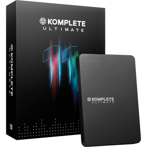 Native Instruments Komplete 11 Ultimate Upgrade from Komplete 8-11