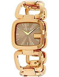 Women's Gray Dial Rose Gold Tone Ion Plated Stainless Steel
