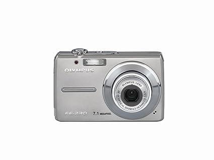 amazon com olympus stylus fe 230 7 1mp digital camera with 3x rh amazon com Olympus Camera Lens Section Olympus Stylus 720 SW Camera