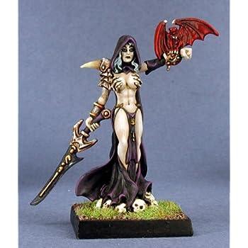 Dark Heaven Female Necromancer RPR 02986 by Reaper