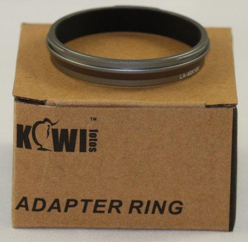 Fuji Finepix X100 Filter / Lens Metal Adapter Tube 52mm