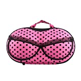 American Trends Bra Case Lingerie Underwear Packing Travel Organizer (FBA)