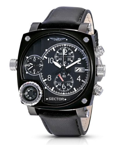 Sector - Men's Compass Chronograph Watch - 3251907025