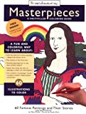 Masterpieces, Steven Zorn and Mary Martin, 0762409452