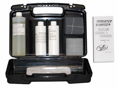 (Symtech Bright Solutions Headlamp Gold Series Restoration Kit)