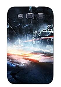 Galaxy S3 Case, Premium Protective Case With Awesome Look - Battlefield 3 (gift For Christmas)