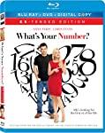 Cover Image for 'What's Your Number? (Ex-tended Edition) [Blu-ray/DVD Combo+Digital Copy]'