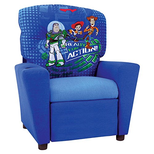 Kidz World Disney's Toy Story 3 Kid's Recliner