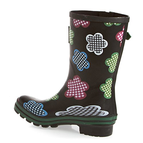 Evercreatures Gingham Wellies Short 0ozwd