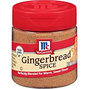 McCormick Gingerbread Spice, 0.8 oz