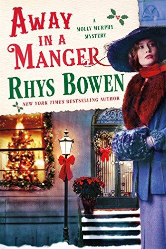 Away in a Manger: A Molly Murphy Mystery (Molly Murphy Mysteries) [Rhys Bowen] (Tapa Blanda)