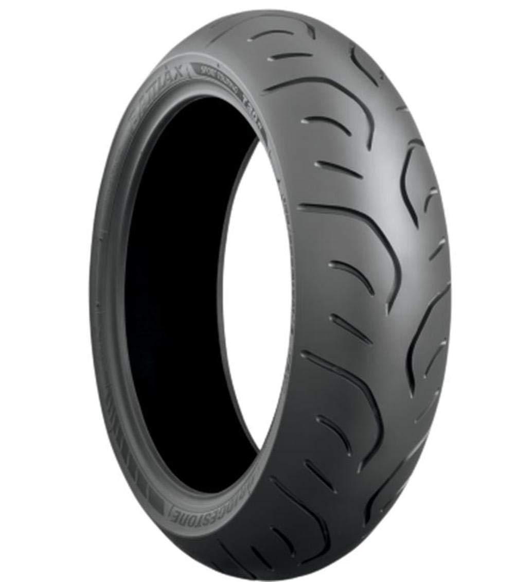 Bridgestone Battlax Sport Touring T30 Tire - Rear - 170/ 60ZR-17 (GT spec) , Position: Rear, Rim Size: 17, Tire Application: Touring, Tire Size: 170/60-17, Tire Type: Street, Load Rating: 73, Speed Rating: (W), Tire Construction: Radial 000877