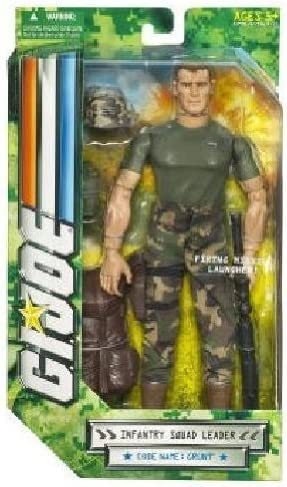 GI Joe Ultimate Soldier Action Figure Accessories Kit Army Patches 12 inch