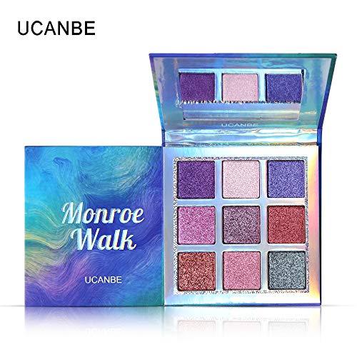 Beauty & Health Sensible Ucanbe 8 Colors Liquid Eyeshadow Metallic Shimmer Make Up Glitter Eye Shadow Nude Waterproof Holographic Blue Beauty Cosmetics