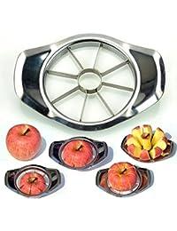 Take Stainless Steel Apple Corers Slicer Cutter Fruit Knife dispense