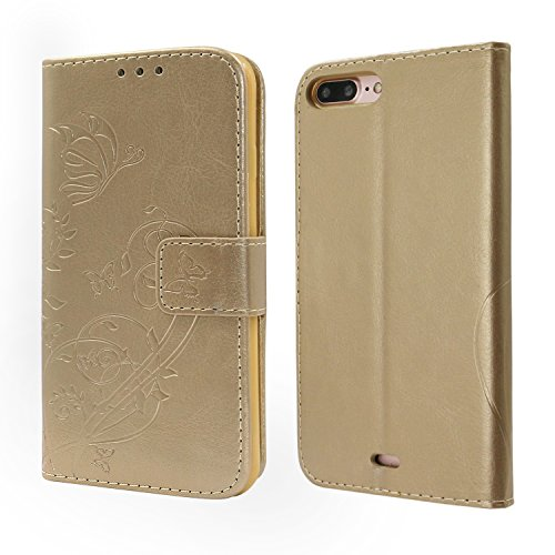 iphone-7-plus-wallet-casestand-feature-tempered-glass-screen-protectorfolio-style-gold-butterfly-pu-