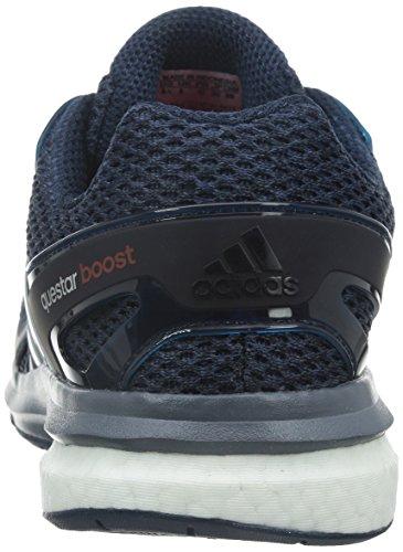 adidas Questar Boost M–conavy/silvmt/vivred