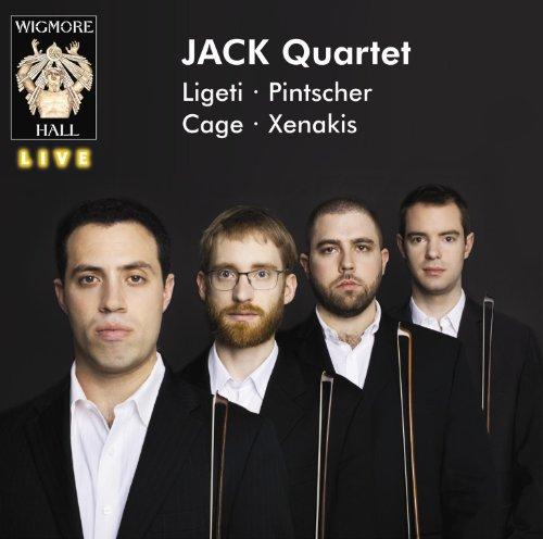 Ligeti / Pintscher / Cage / Xenakis
