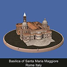 Basilica of Santa Maria Maggiore Rome Italy (ENG) Audiobook by Caterina Amato Narrated by Karolina Starin