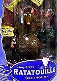 Disney Pixar Ratatouille Movie EXCLUSIVE Collector's Talking Action Figure Emile