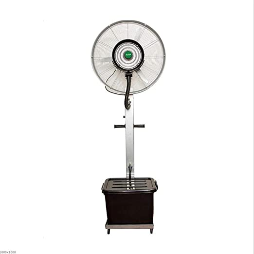 Fan Fan Humidificador Ventilador de Niebla Industrial Spray 260W ...