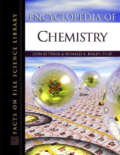 Read Online Encyclopedia of Chemistry (Facts on File Science Dictionary) pdf