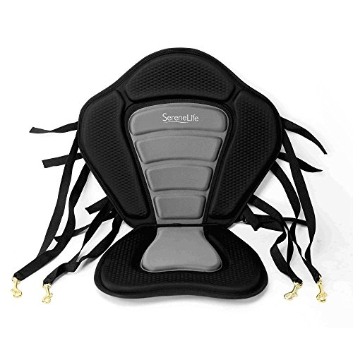 SereneLife SLSUPST15 Serene Life - Detachable Paddle-Board Seat