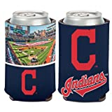 CLEVELAND INDIANS PROGRESSIVE FIELD STADIUM Can Cooler 12 oz.